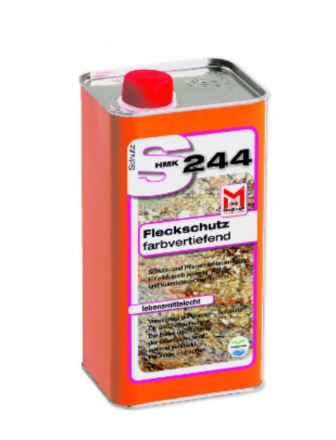 Imprägnieren von Naturstein mit S244